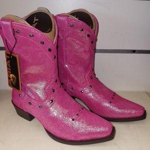 Ariat 10012798 Nashville Kids Cowgirl Boot